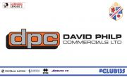Shirt Sponsorship – David Philp Commercials Ltd